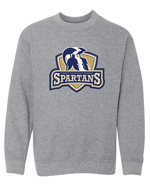 PE - Spartans Heavy Blend Sweatshirt