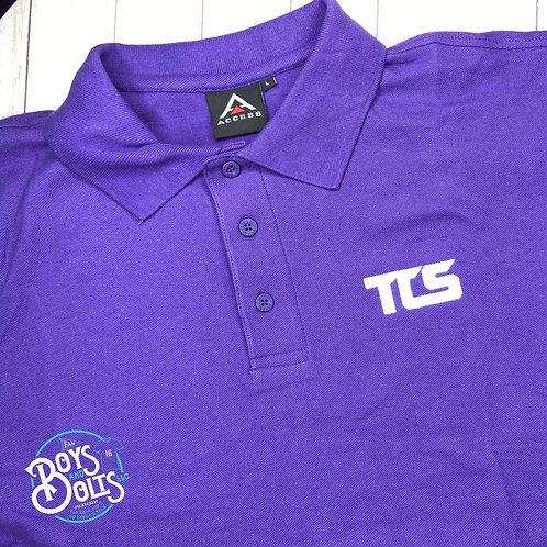 TCS Adult Short Sleeve Polo