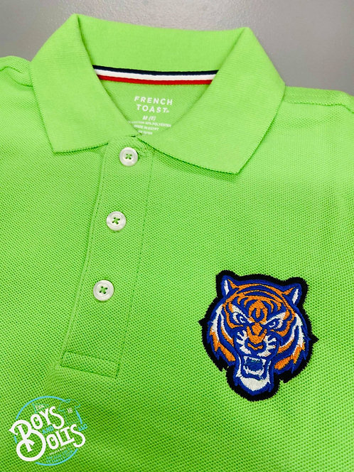 Tiger Youth Short Sleeve Polo