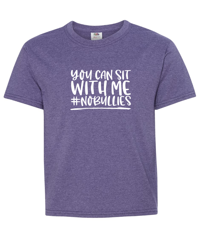 YOUTH You Can Sit With Me Unisex Tee Shirt
