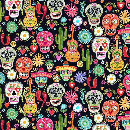 Face Masks - Viva Mexico August Wren  Collection