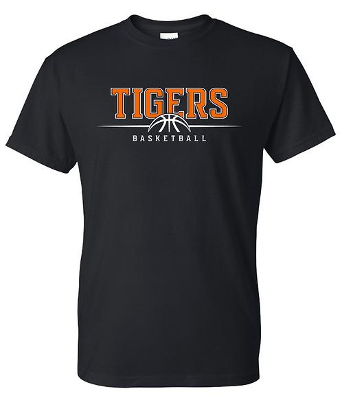 Tigers Basketball Tee