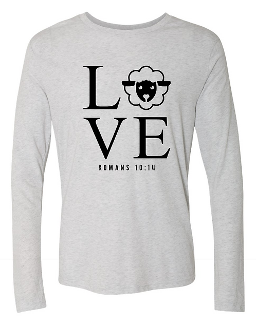 L.A.M.B.'s Love Long Sleeve Tee