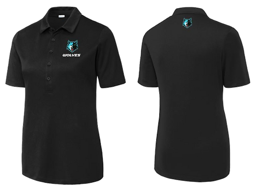 Sport-Tek ® Ladies Posi-UV™ Pro Polo