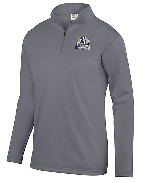 Spartans Youth Wicking Fleece Pullover
