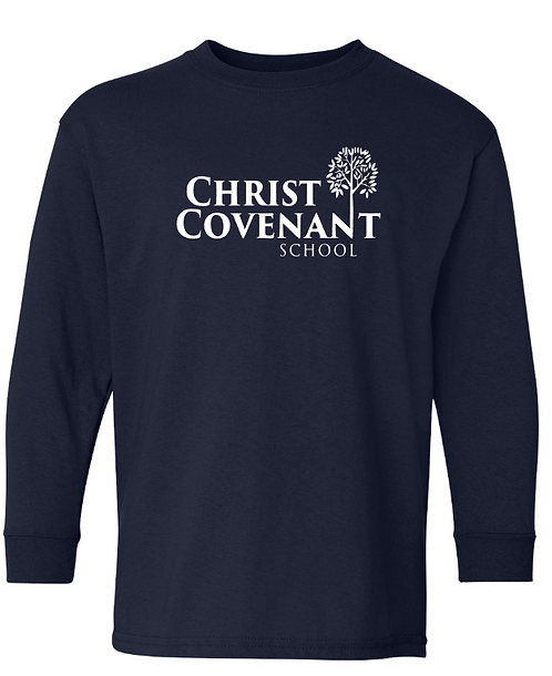 Youth Christ Covenant Long Sleeve T-Shirt