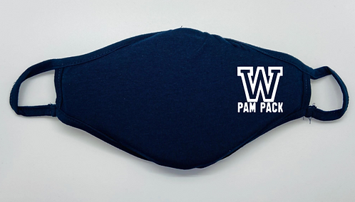 Face Mask - Washington HS Pam Pack