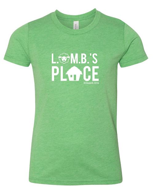 Youth L.A.M.B.'s Place Hut Tee
