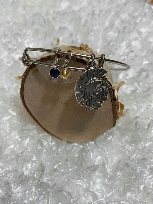 Spartan Bangle Bracelet