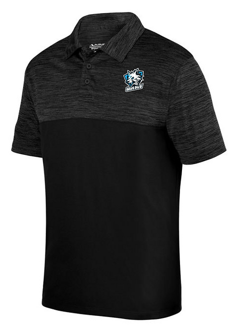 Shadow Tonal Heather Polo