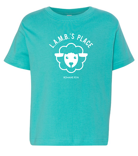 Toddler L.A.M.B.'s Place Tee