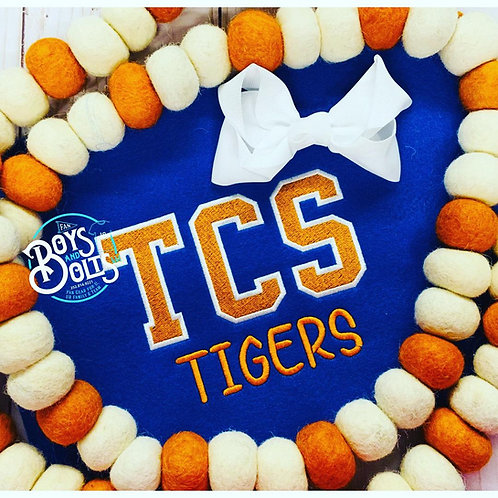 TCS Tigers - Embroidery