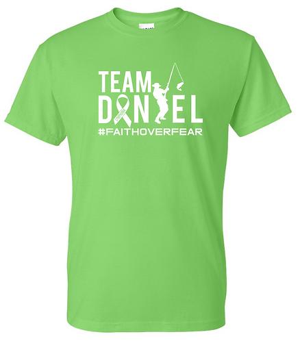 #TeamDaniel T-Shirt