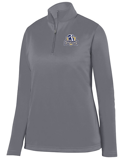 Spartans Wicking Fleece Pullover