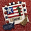 Thumbnail: Patriotic Salute Flag with Name Tag Applique SS