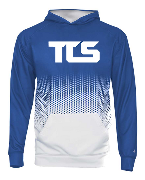 TCS HEX 2.0 Hoodie - Full Front Logo
