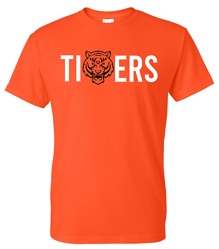 TIGERS Short Sleeve Tee | Youth and Adult