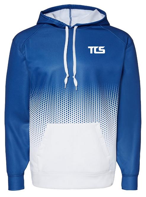 TCS HEX 2.0 Hoodie - Left Chest Logo