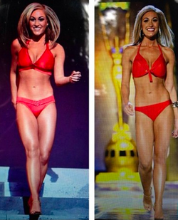 CIERA'S BEFORE AND AFTER