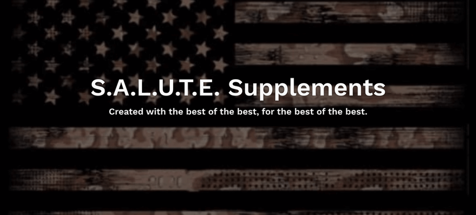 S.A.L.U.T.E. SUPPLEMENTS