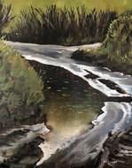 Oil Sketch (ii)