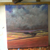 Storms and Stubble Fields