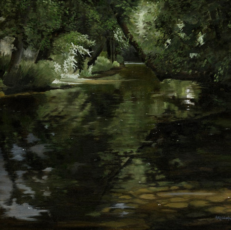 Quiet River - Sold