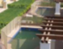 Vallas para piscina Urbanización | BabySecur