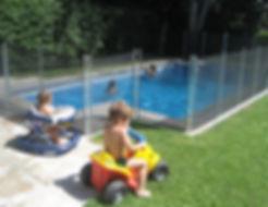 Seguridad para niños | Vallas para piscina