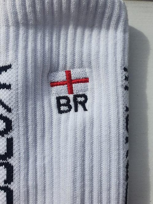 Personalised M4orce Grip Socks