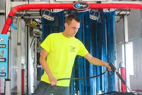 Car Wash Employee