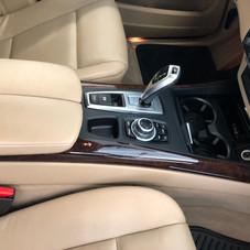 BMW Interior Detailing