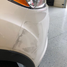 Surface Scuff Before