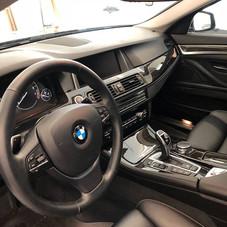 BMW Interior After