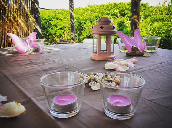 Wedding on island levan