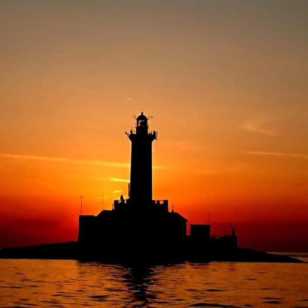 Porer Sunset