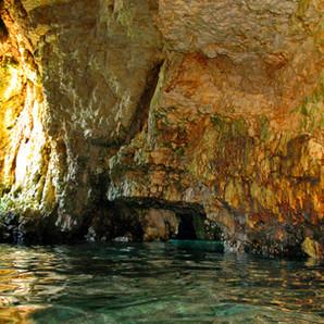 Golumbera cave
