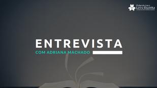 """Entrevista com Adriana Machado, a autora do Livro """"Perdão: A Chave Para a Liberdade."""""""