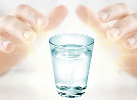 O que é água fluidificada?