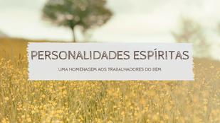 Poema - Personalizardes Espíritas