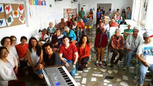 """Conheça o projeto social """"Música para Melhor Idade"""""""