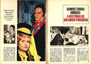"""Rede Tupi foi pioneira nas novelas espíritas com adaptação de """"A Vingança do Judeu"""""""