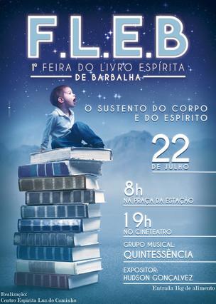 Ceará ganha Feira do Livro com apoio do Letra Espírita