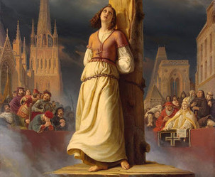 Judas Iscariotes reencarnou como Joana D'arc