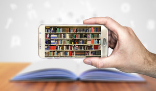 Livros espíritas são disponibilizados em e-book