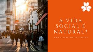 A Sociedade e o Espiritismo