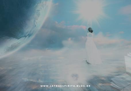 Como é Chegar no Mundo dos Espíritos?