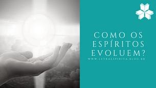 A Evolução do Espírito