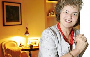 Autora de novelas espíritas, Elizabeth Jhin tem novo trabalho na Globo