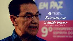 Entrevista com Divaldo Franco